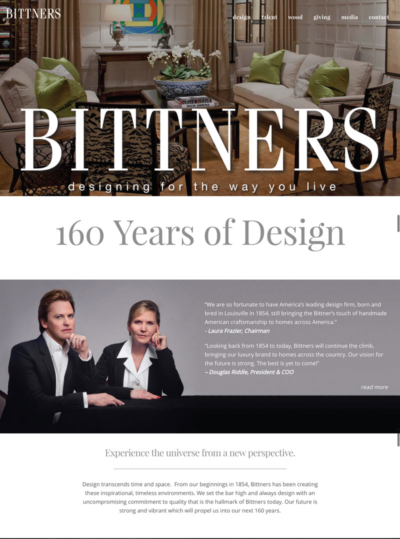 Bittners Web Design
