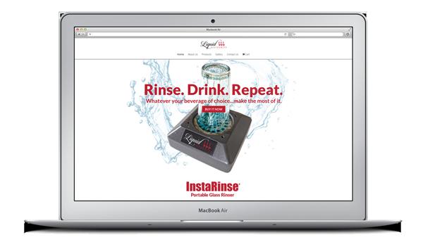 Liquid Integrity Web Design