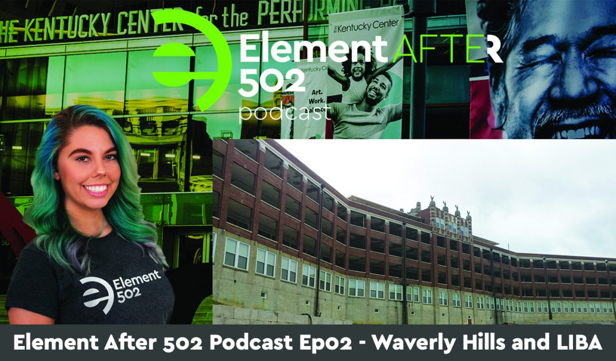Podcast Ep02 – Waverly Hills Sanatorium and LIBA