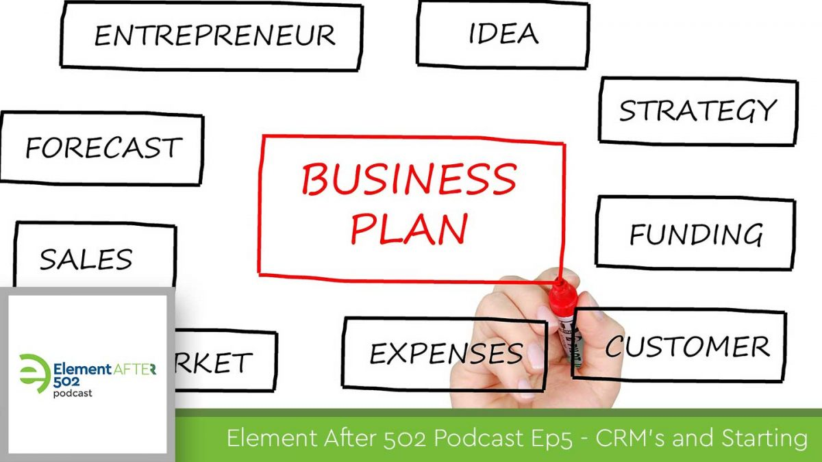 Podcast Ep05 – Customer Relationship Management (CRM)