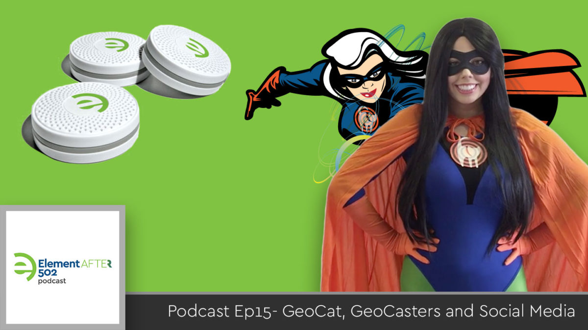 Podcast Ep15 – Social Media Strategy and GeoCat